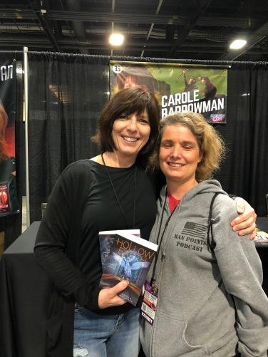Carole Barrowman, Dee-Ann Butler