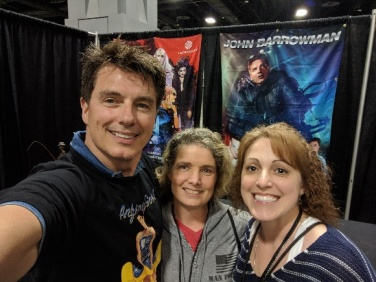 John Barrowman, Dee-Ann Butler, Christine Gardner