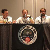 ManPoints! Podcast - Chris (L), Wes (M), Leland (R)