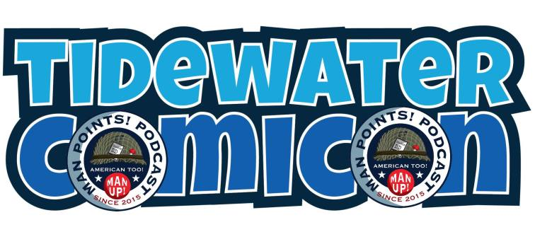 Tidewater Comicon 2018